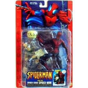 Spider Sense Spider Man Action Figure  Toys & Games