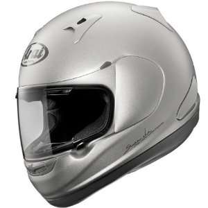 Arai Signet Q Motorcycle Helmet   Silver Frost X Large