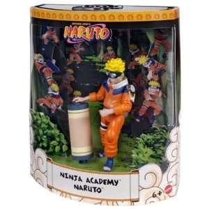 Naruto Ninja Academy Action Figure Comic Con Exclusive  Toys & Games