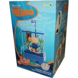 Finding Nemo Aquarium Kit with a Whisper Internal Filter and Air Pump