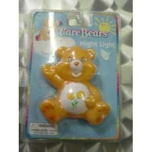 CareBears Night Light Friend Bear Orange Toys & Games