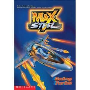 Going Turbo (Max Steel) (9780439225618) Tom Mason Books