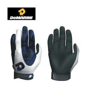DeMarini Voodoo Batting Gloves   Adult   Navy   L: Sports