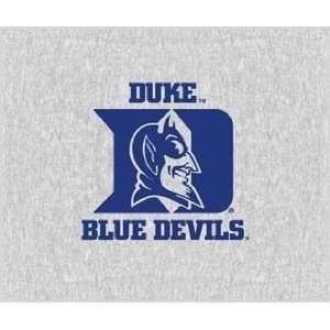 Property Of NCAA Sports Blanket/Throw Duke Blue Devils   College Fan