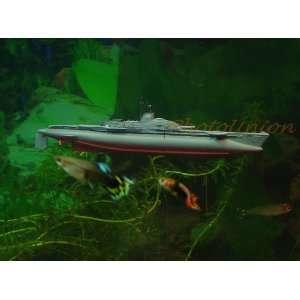 подводная лодка для установки сетей