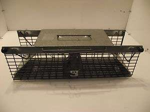 Havahart Squirrel Trap Live Animal Cage Trap Used