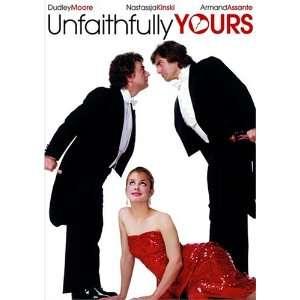 Unfaithfully Yours: Dudley Moore, Nastassja Kinski, Armand