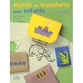 Motifs De Transferts Pour Enfants   Achat Vente Neuf Occasion