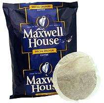 Maxwell House Coffee Special Delivery Filter Pack   42 count   Sams