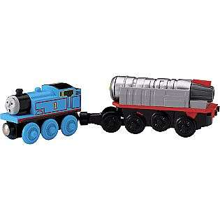 Learning Curve Thomas Wooden Railway   Battery Powered Jet Engine with