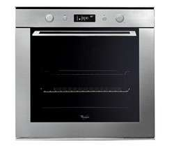 Whirlpool akzm756ix built in electric single oven