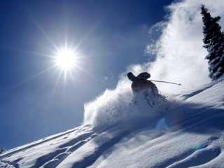 Ski à Breckenridge, Colorado Photographie par Bob Winsett sur