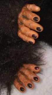 OOAK Reborn Baby Chimp Chimpanzee Monkey Doll YOU CHOOSE BOY OR GIRL
