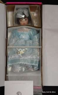 New Marie Osmond Alyssa Blue Doll Kathy Fitzpatrick |