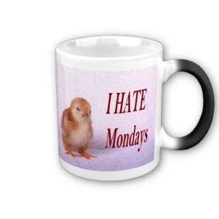 Morphing Mug Cold=Back Mug   Hot=Picture Appears  Zazzle.co.uk