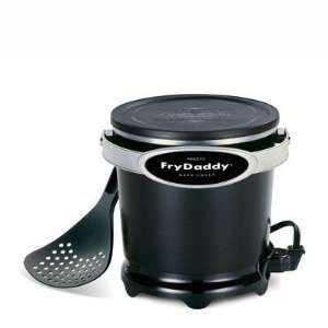 Quality Fry Daddy Deep Fryer By Presto Electronics