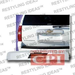CHEVROLET 2007 2009 SUBURBAN/TAHOE CHROME REAR DOOR MOLDING (TOP) W