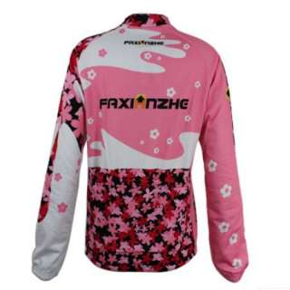 New Cycling Bike Women Sports Wear Bicycle Long Sleeve Clothing Jersey