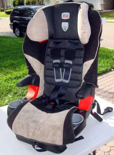 BRITAX FRONTIER 85 Combination Booster Car Seat Harness 2