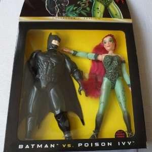 BATMAN & ROBIN THE MOVIE BATMAN & POISON IVY COLLECTORS