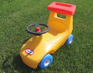 Little Tikes Ride On Toys : Little tikes push ride racer car toddler baby walker