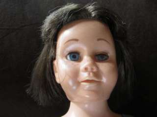 Vintage Brunette Chatty Cathy doll 1960 Mattel pull string