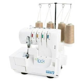 Sewing With Nancy EZ?Lock Serger Machine  ~ Tacony Corporation
