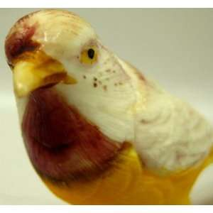 Hand Carved Ivory Bird