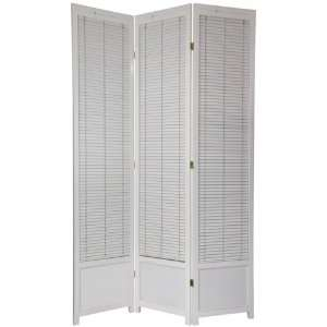 Extra Tall Closet Door Design Room Divider   7ft. Shutter Style