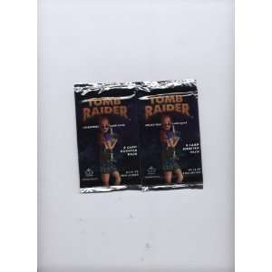 Tomb Raider Collectible Card Game (Slippery When Wet