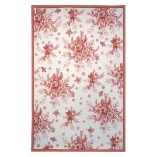 Safavieh Chelsea HK250C Rose Garden Area Rug   Pink Decor