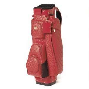 Cutler Sports Anna Red Ladies Golf Bag Sports & Outdoors