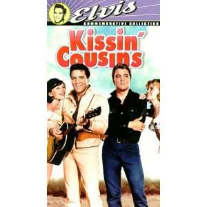 Elvis / Kissin Cousins [VHS] Elvis Presley, Arthur O