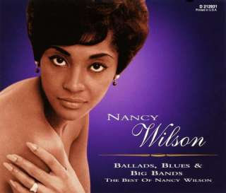 Gallery for Ballads, Blues & Big Bands The Best Of Nancy Wilson