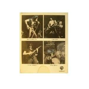 Ronnie James Dio Press Kit Dio Live