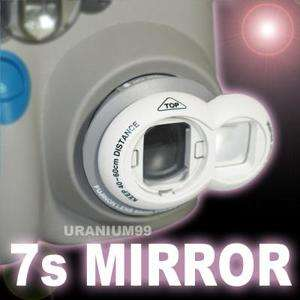 Fuji Fujifilm Instax Mini 7S Polaroid 300 Camera Close up Lens Self