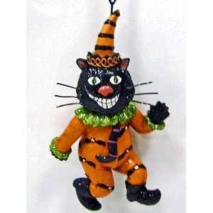 December Diamonds Discontinued Black Cat Halloween