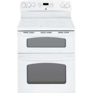 Double Oven Convection Range With Self Clean Oven 6.6 cu. ft. Home