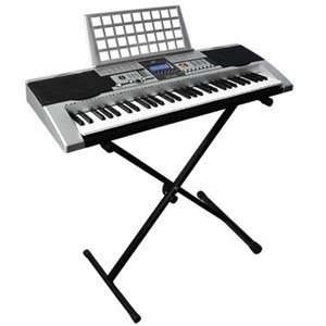 com High Quality Music Portable Electronic Keyboard 61 Keys Electric