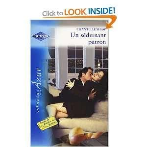 patron (9782280839334) Louise Lamberson Chantelle Shaw Books
