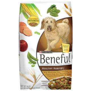 Beneful Healthy Harvest Dog Food, 56 Oz Dogs
