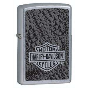 Zippo Lighter Harley Davidson Logo, Street Chrome Sports