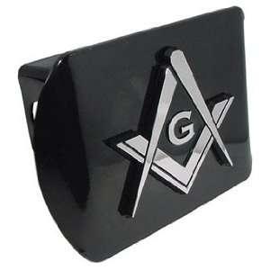 Mason Square Compass Masonic Lodge Freemason Fraternal Chrome Plated
