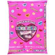 Ce De Candy: Smarties Candy Rolls Valentine Love Hearts, 28 Oz Ce De