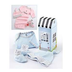 Welcome Home Baby Layette Set   without initial and name