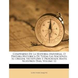 Compendio De La Historia Universal, O Pintura Historica De