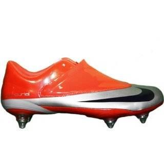 Nike Mercurial Vapor V SG Max Orange/Abyss/Silver Mens Soccer Cleats