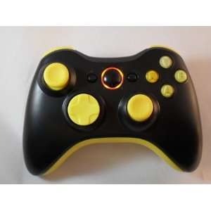 Modded Controller (Rapid Fire) COD Black Ops, MW2, MOD GAMEPAD LEDS
