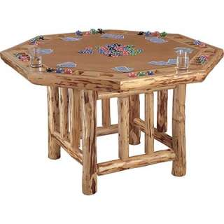 Octagon Poker Table 37 0005