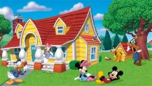 Disney Mickey Mouse & Friends XL PrePasted Surestrip Wall Mural